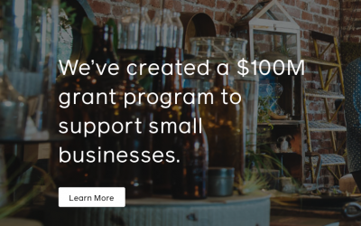 Facebook 总额1亿的小企业资助计划