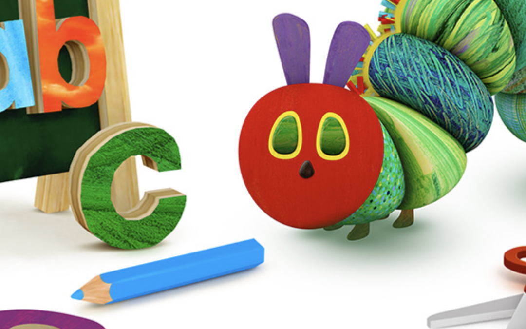 Hungry Caterpillar Play School / AR