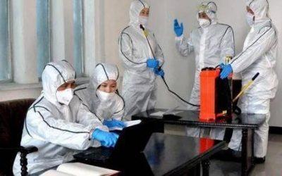 朝鲜无新冠肺炎病例