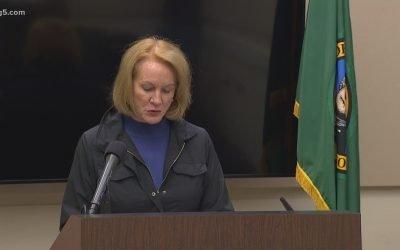 西雅图市中心发生骚乱, 5月30日和31日下午5:00至5:00全市实行宵禁
