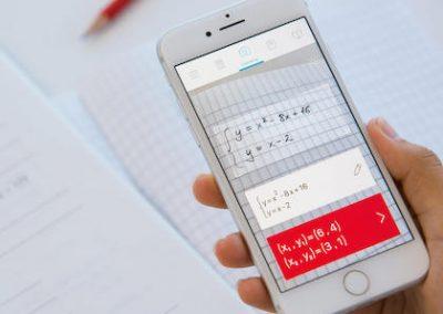 助您教孩子用英语思考数学难题 (免费 APP)